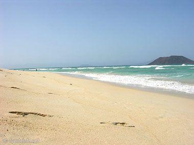 fuerteventura bilder straende playas de corralejo 01