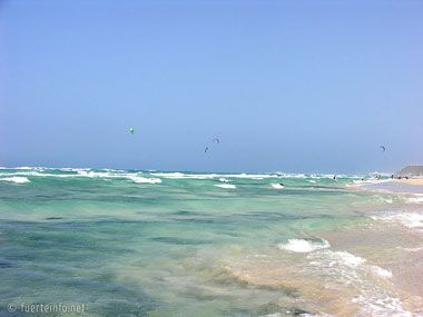 fuerteventura bilder straende playas de corralejo 02