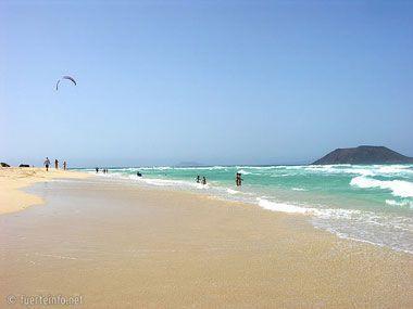 fuerteventura bilder straende playas de corralejo 07