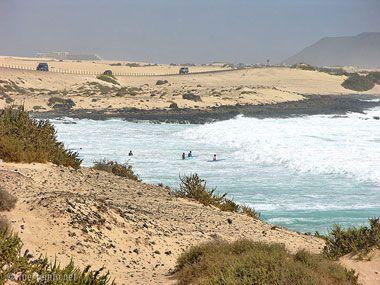 fuerteventura bilder straende playas de corralejo 15