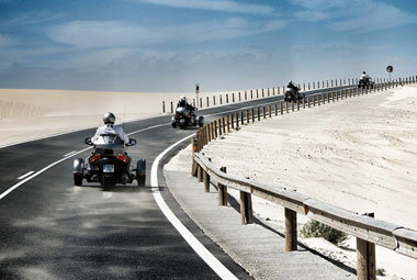 Can Am Spyder Tours Fuerteventura