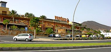 Shopping Center Ventura in Jandia