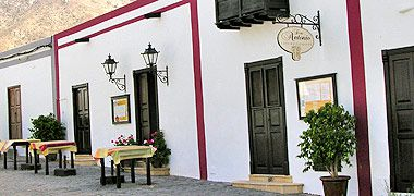 Restaurant Don Antonio in Betancuria