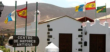 Centro de Mayores in Antigua