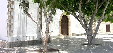 Iglesia Nuestra San Miguel in Tuineje