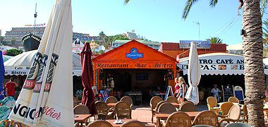 Restaurants in Jandia auf Fuerteventura