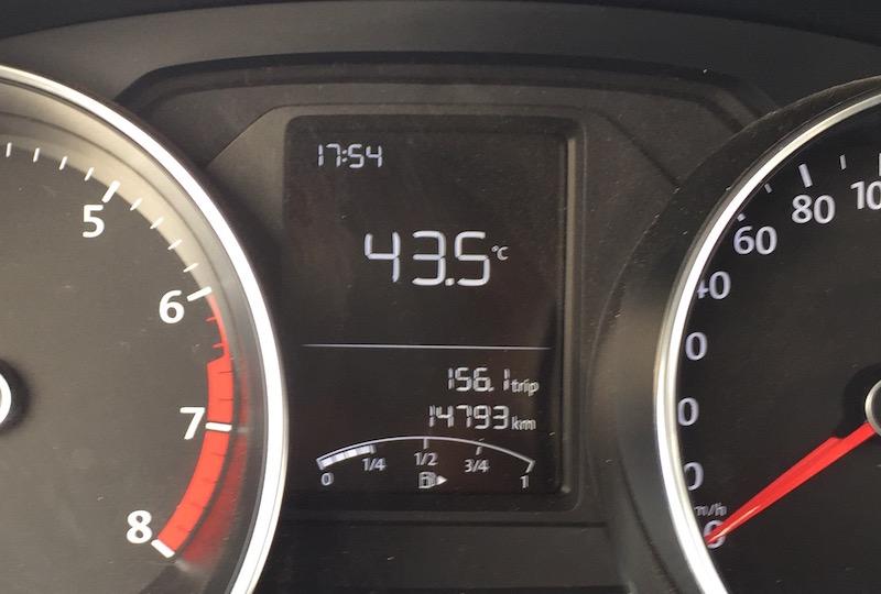 hitzewelle 2017 fuerteventura 43 Grad