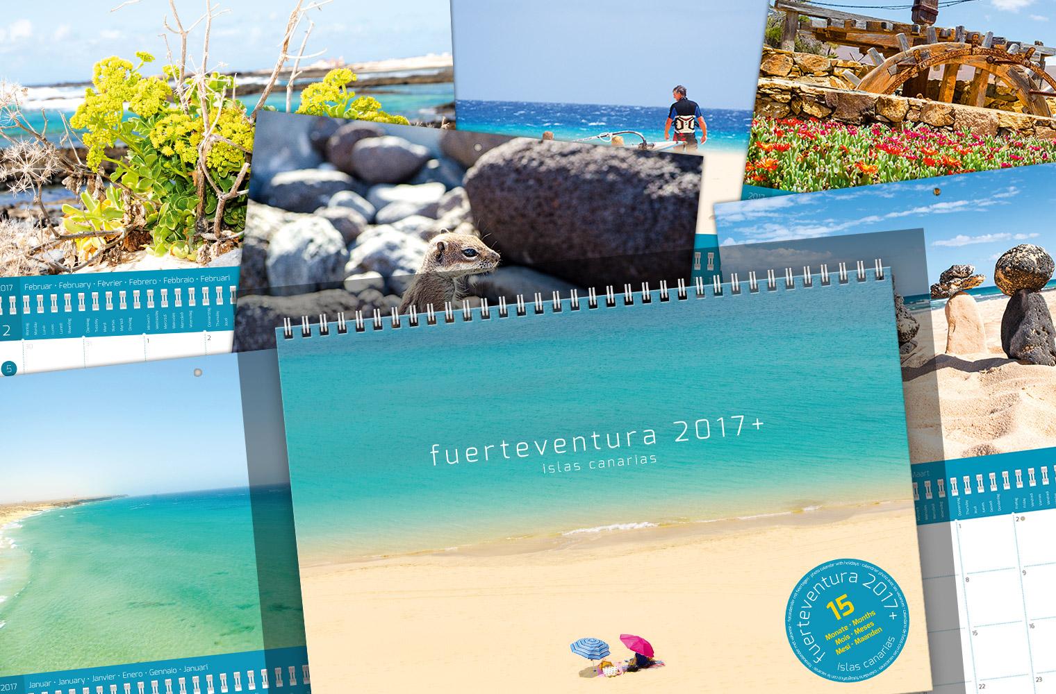 fuerteventura fotokalender ausverkauft